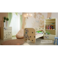 Детская мебель Далматинец (композиция 1)