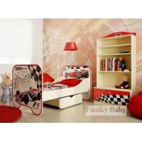 Детская мебель Формула 1 (композиция 5)
