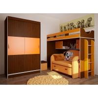 Детская модульная мебель Фанки Кидз 22 (композиция 2)