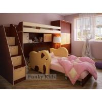 Детская модульная мебель Фанки Кидз 22 (композиция 9)