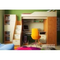 Детская модульная мебель Фанки Кидз 11 (композиция 7)