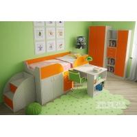 Детская модульная мебель Фанки Кидз 10 (композиция 3)