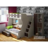 Детская модульная мебель Фанки Кидз 19 (композиция 6)