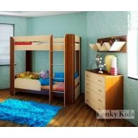 Детская модульная мебель Фанки Кидз 20 (композиция 3)