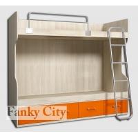 Двухъярусная кровать ФС-02 Фанки Сити