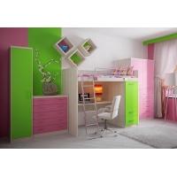 Детская модульная мебель Фанки Сити (композиция 4)