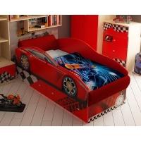 Детская кровать Тесла с мягкими элементами