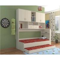 Детская кровать Дельта-21.03 с антресолью