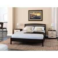 Кровать Камелия-1 (венге) 140 см
