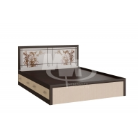 Кровать Мальта 1,6 с ящиками
