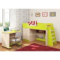 Детская кровать Легенда 2.2 со столом