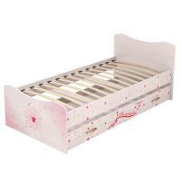 Кровать с ящиком мод.04 Принцесса