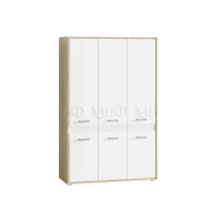Шкаф 3-х дверный Фортуна