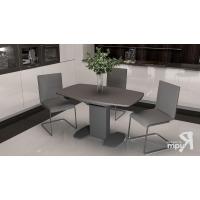 Стол обеденный Портофино СМ(ТД)-105.02.11(1) серый