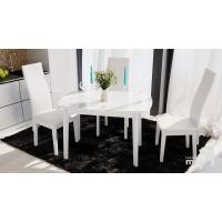 Стол обеденный Портофино СМ(ТД)-105.01.11(2) белый глянец