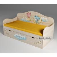 Детская кровать Лучшие друзья
