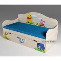 Детская кровать Винни-Пух