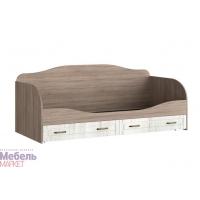 Кровать с ящиками Афина