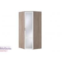 Шкаф угловой с зеркалом правый (540) Афина