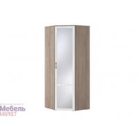 Шкаф угловой с зеркалом правый (440) Афина