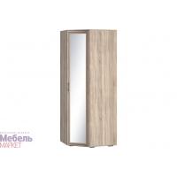Шкаф угловой зеркальный (540) Бруно