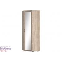 Шкаф угловой зеркальный (440) Бруно