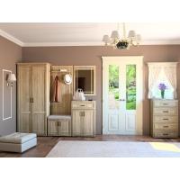 Набор мебели для прихожей №1 Бруно