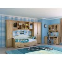 Набор мебели для детской комнаты №1 Бруно