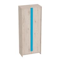 Шкаф двухдверный Скаут (индиго)