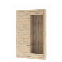 Шкаф комбинированный 1V1D Оскар