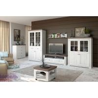 Комплект мебели для гостиной №1 Ривьера