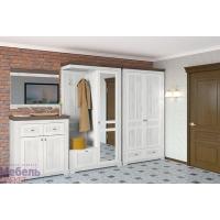 Комплект мебели для прихожей №1 Ривьера