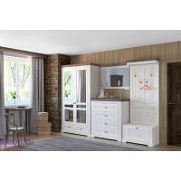 Комплект мебели для прихожей №2 Ривьера