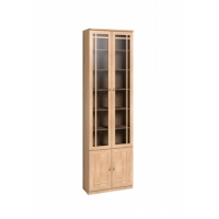 Шкаф для книг Sherlock 32 (дуб сонома)