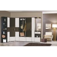 Комплект мебели для прихожей Статус (вудлайн)