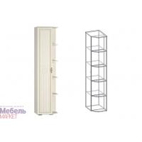 Шкаф-стеллаж левый (540) Виктория