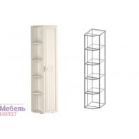 Шкаф-стеллаж правый (540) Виктория