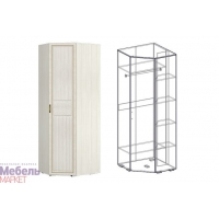 Шкаф угловой правый (540) Виктория