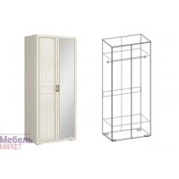 Шкаф 2х створчатый левый (540) Виктория