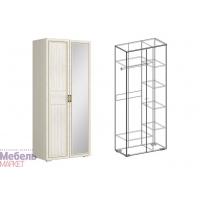 Шкаф 2х-ств. комбинированный левый (440) Виктория