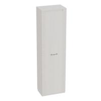Шкаф 1-дверный 410 Элана (бодега белая)