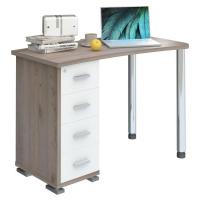 Компьютерный стол СКМ-50 Нельсон правый
