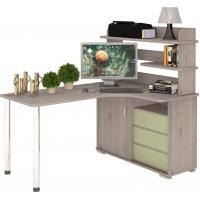 Компьютерный стол СР-145М Нельсон правый