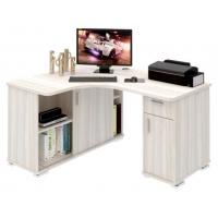 Компьютерный стол СР-140М Живой дизайн левый