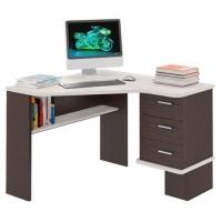 Компьютерный стол СД-45С правый