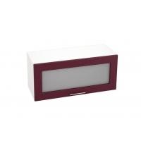 Шкаф верхний со стеклом ШВГС 800 Н358 Лира