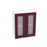 Шкаф верхний со стеклом ШВС 600 Н700 Лира