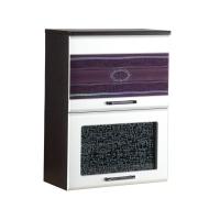 Шкаф-витрина с плавным механизмом Палермо 08.80
