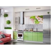 Кухонный гарнитур Яблоневый цвет МДФ 2,0