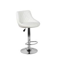 Барный стул Комфорт WX-2396 экокожа, белый